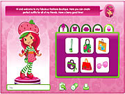 Fresh Fashions Boutique game