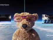 Watch free video Specsavers Commercial: Teddy in Space