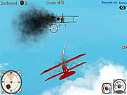 Juega al juego gratis The Red Barron 1918