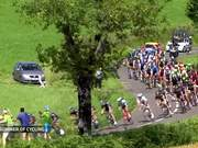 Summer of Cycling Promo on British Eurosport