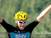 Mira dibujos animados gratis Summer of Cycling Promo on British Eurosport