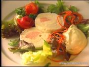 Watch free video Squab Salad and Couscous by Alfred Portale