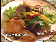 ดูการ์ตูนฟรี Sweetbread Salad with Mango by Debra Ponzek