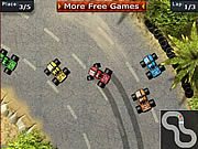 Monster Truck Racing  game