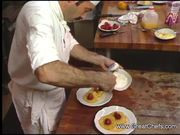 Watch free video Cold Cantaloupe Soup by Gerard Thabuis