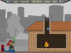 FireFighter Cannon game