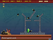 Juega al juego gratis Shoot The Snake