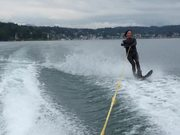 Watch free video Waterski Training