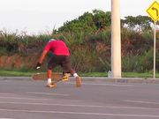 Watch free video Skate a Pampa - Try to Hardflip