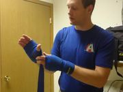 Watch free video Wrapping the Hands