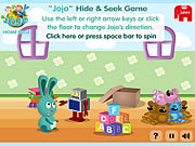 Jojo Hide & Seek Game game