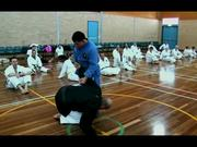 Watch free video Master Paul Mitchell United Taekwondo Training