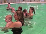 Watch free video Active Baby Swimming