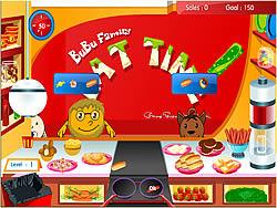Bubu Family - Eat Time game