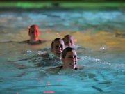 Watch free video Synchronized Swim