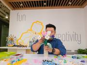 Watch free video 'LEGO Becomes Flower' Campaign