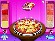 Juega al juego gratis Perfect Pizza Time