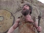 "Watch free video Bake-Rolls | ""Caveman"""