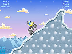 Snow Truck 2 game