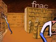 "Watch free video ""J'AI FAIT LA FNAC"" Christophe Blain"