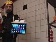 "Watch free video Lenovo Yoga Tablet 2 ""The Bathroom"""
