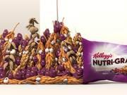 無料アニメのKelloggs Nutri-grain: The Maletを見る