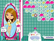 Princess Bubble Fun game