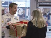 Santander 'The Jenson Button'