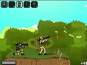 Rocket Soldiers game