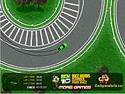 Ben 10 Race Against Time In Istanbul Park لعبة