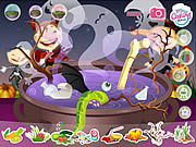 Tasty Witches Brew game