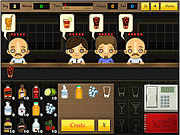 Juego Cocktail Bar