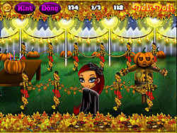 Pumpkins and Friends game