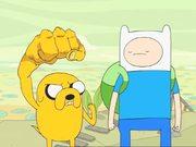 צפו בסרטון מצויר בחינם Adventure Time Campaign