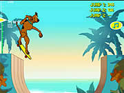 Juega al juego gratis Scooby Doo's Big Air