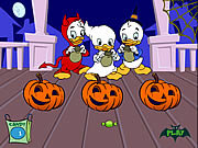Trick Or Treat Game game