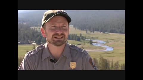 Watch free video Yosemite National Park: Tuolumne River