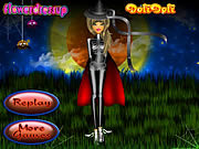 Halloween Party Dress Up Game game