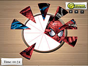 Pic Tart - Spiderman game