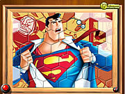 Superman  - Fix My Tiles game