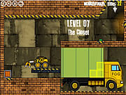 Truck Loader game