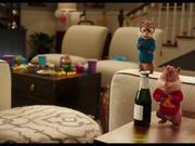 ดูการ์ตูนฟรี Alvin and the Chipmunks - The Road Chip Featurette