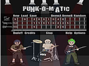 Punk-O-Matic game