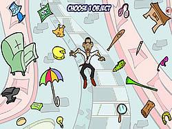 Obama In Wonderland game