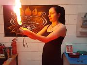 Body Burning and Fire Eating Class