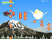 Ben 10 Space Battles game
