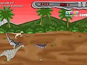 Dino Panic  لعبة