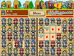 The Puzzling War game