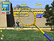 Juega al juego gratis Juicy Fruit Out Of Bounds