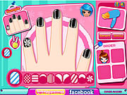 Cutie Nail Salon game